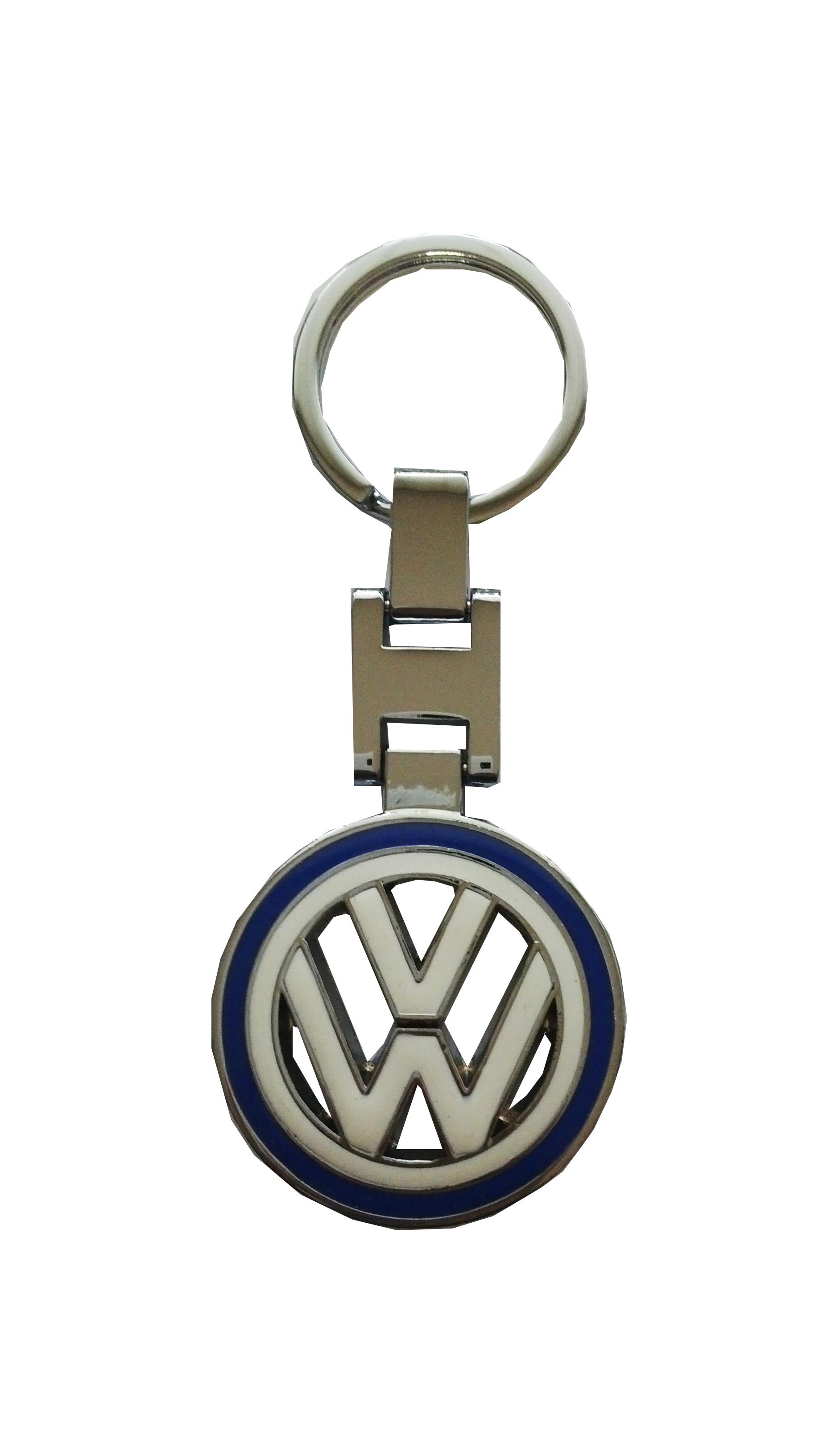 Prívesok na kľúče s logom Volkswagen 5d7c1c14ff7
