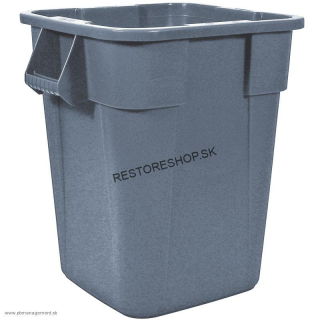 BRUTE Square Container 151,4litr. Rubbermaid FG353600