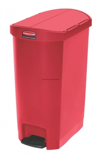 Nášlapný kôš End STEP SLIM JIM  50litr. Rubbermaid 1883567
