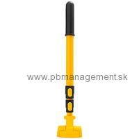SPILL mop  HANDLE teleskopická rúčka 56-119cm Rubbermaid 2017161