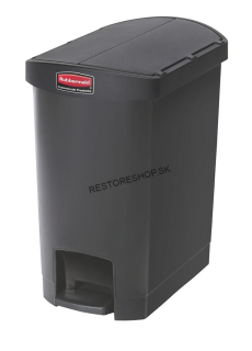Nášlapný kôš End STEP SLIM JIM  50litr. Rubbermaid 1883612