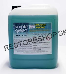 Simple green Lime Scale Remover 10kg koncentrát
