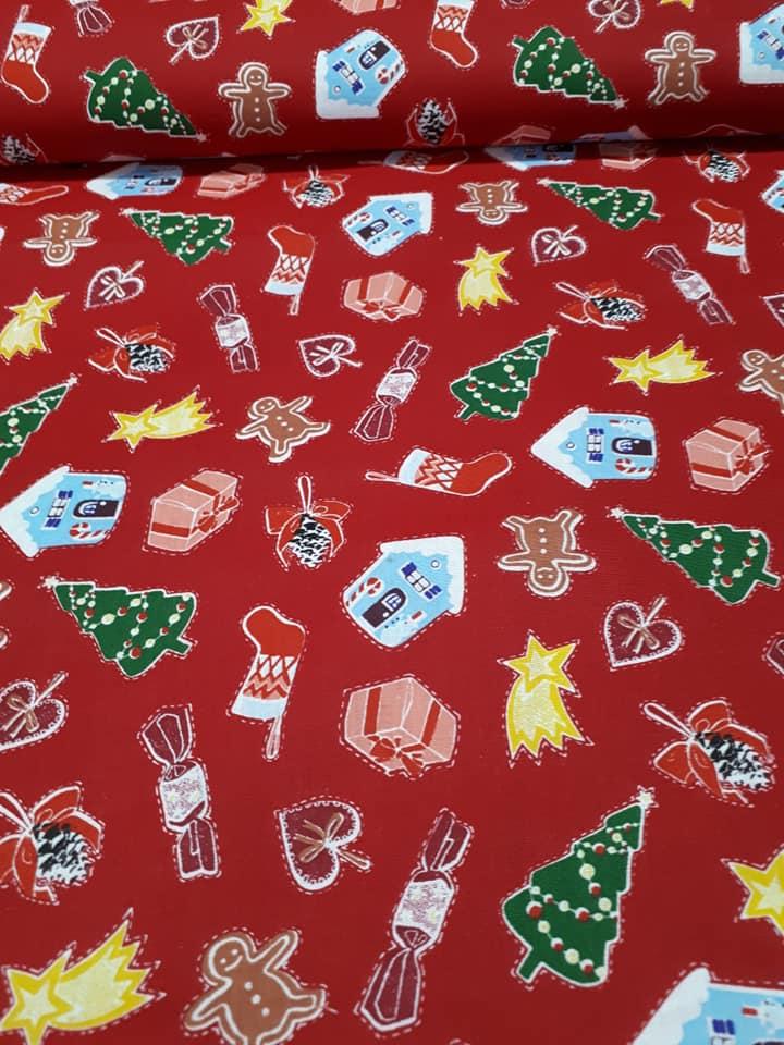 Vianočná červená empty 631ff3e3d1e