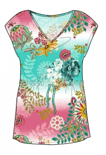 Desigual ESSENTIAL beachdress
