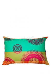 Navliečka Desigual Pillow Rainbow