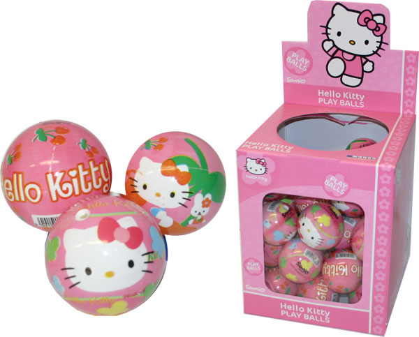 Loptička Hello Kitty 14cm