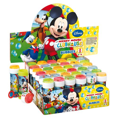 Bublifuk Mickey Mouse Clubhouse 60ml