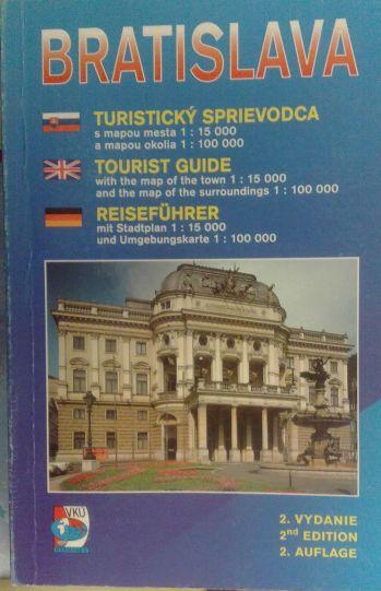 2f1e04cbf SLOVENSKÉ KNIHY | Bratislava - turistický sprievodca | Andrew Book ...