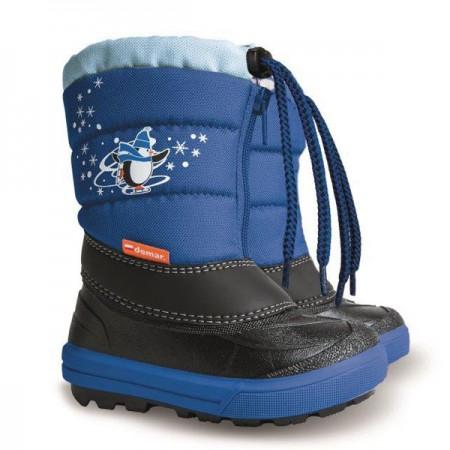 e44dc979e046e ... zimné kožené topánky Ponté DA03-1-63L chocolate. naša cena 27,90 EUR.  skladom. Detské snehule Demar - Kenny modré · Detské snehule Demar - Kenny  modré