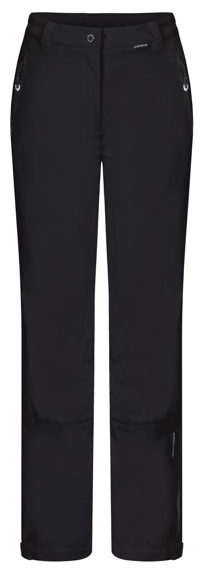 326f3292a99a Icepeak Riksu IM dámské softshellové nohavice čierne skrátené