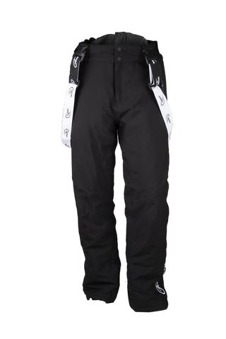 f487973314e9 Detské lyžiarske nohavice Five Seasons Paley čierne