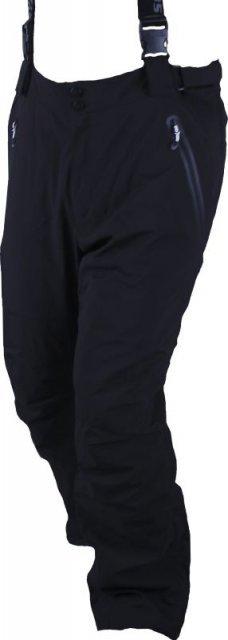 d90c552a3b88 Pánske softshellové lyžiarské nohavice Five Seasons Fast čierne