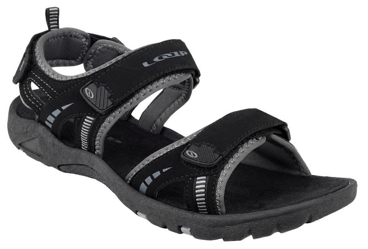 b5058f16f82e Pánske sandále Loap AZER čierna V11T