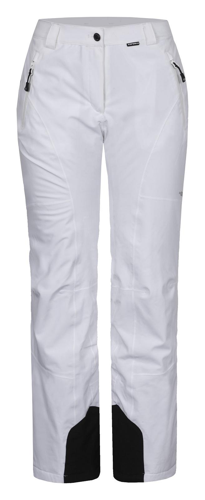 91396892af Dámske lyžiarske nohavice Icepeak Noelia biele 54011-980