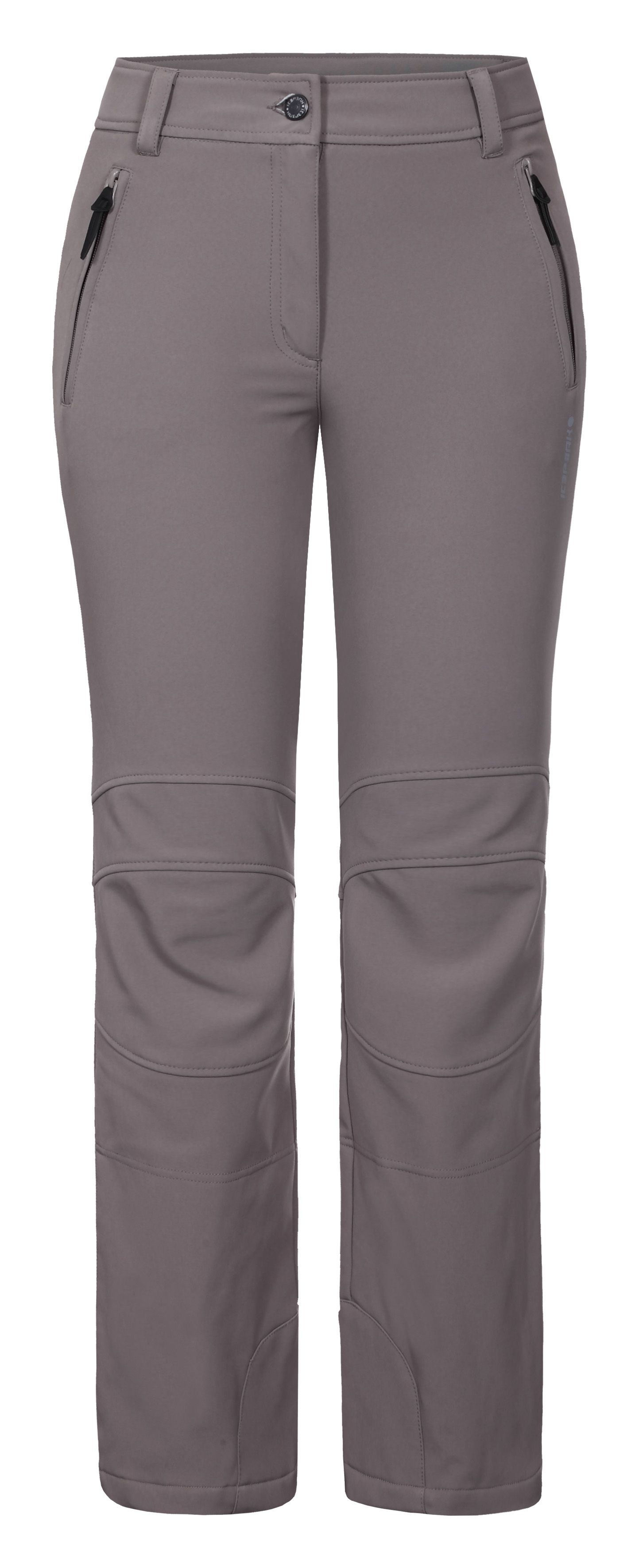 b577b7a1c9e5 Icepeak Outi 54101-380 dámske softshellové nohavice bežové.