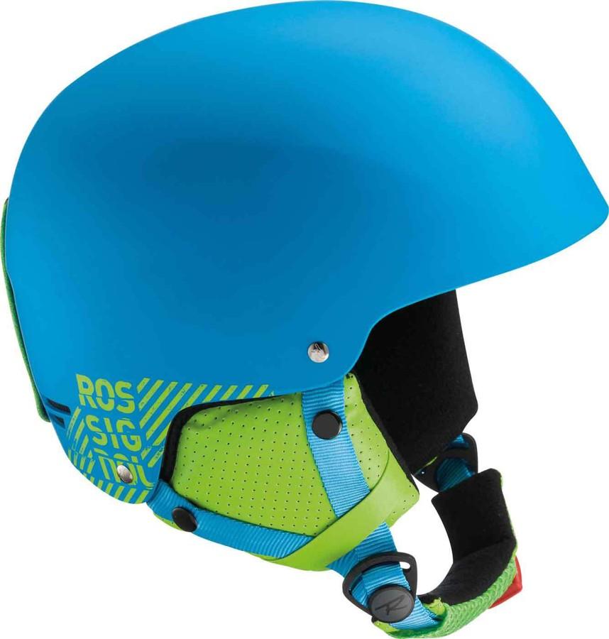 Detská lyžiarská prilba Rossignol Sparky modrá zelená model 2016 17 52e3d15bad4