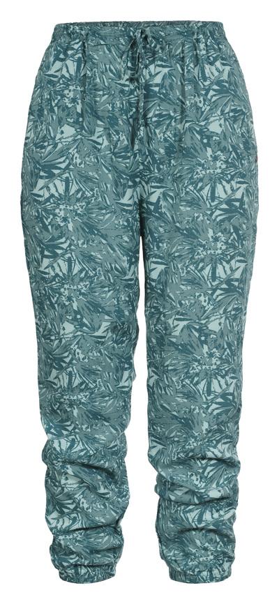 988f60f9327a Dámske nohavice Luhta Rauha zelené