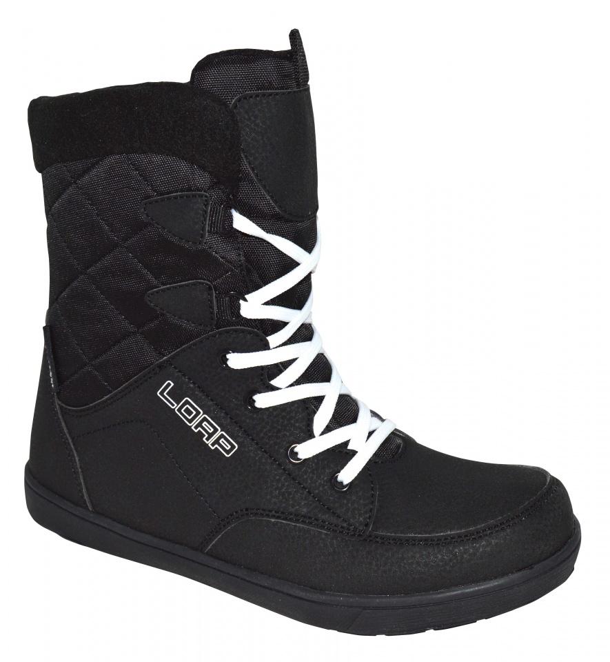81939fa723 Dámske zimné topánky Loap Portico čierne