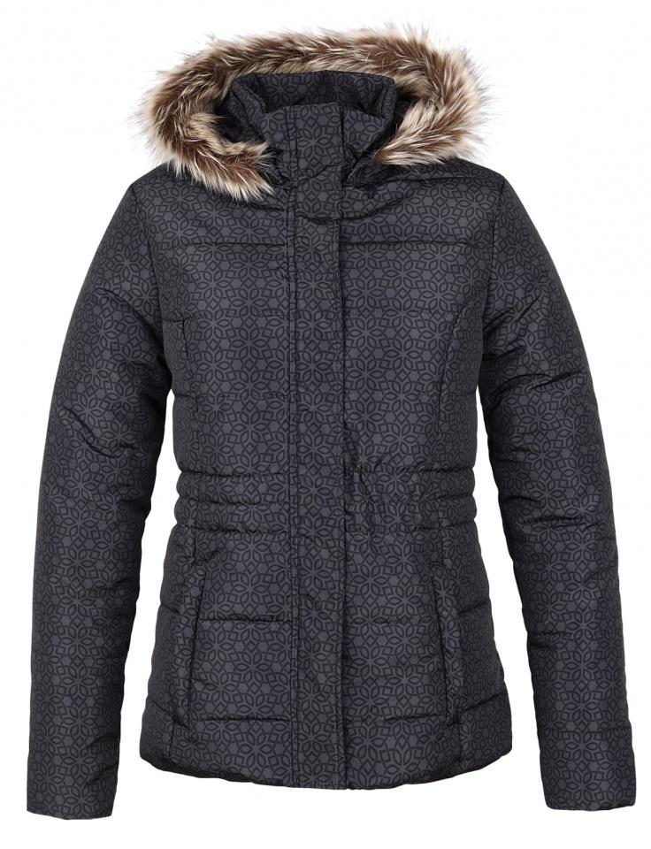 Loap TONINA zimná čierna bunda dámska cc5c2b93e24