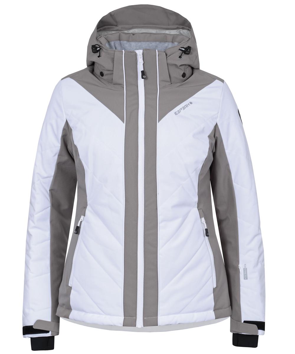 Icepeak Nanda dámska lyžiarská bunda biela 53119-980 aa17041ddf6