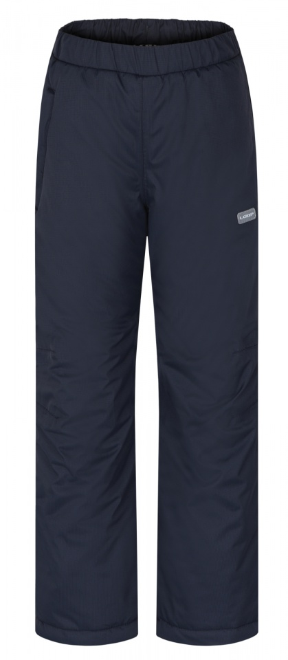 02e8cf210b9a LOAP Detské lyžiarske nohavice Odyn tmavo šedé