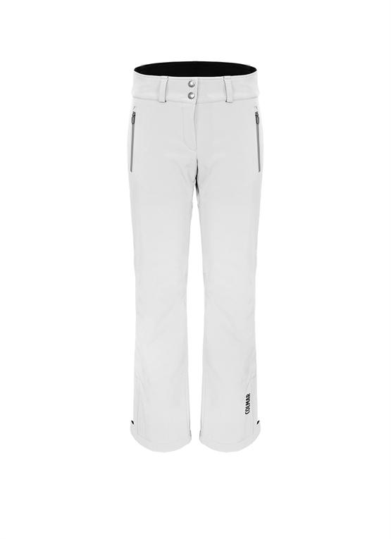 d01360f852 Colmar 0269G dámske lyžiarske nohavice biele