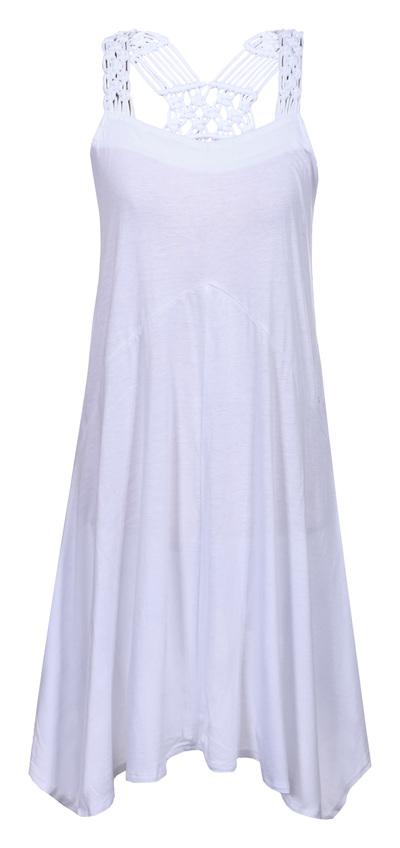 213aae409d8b Luhta Annukka 39231-980 letné šaty biele