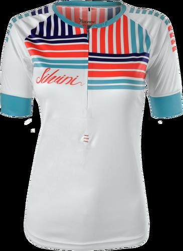 8370d89249da0 Silvini STABINA WD1014 MTB white dámsky cyklistický dres