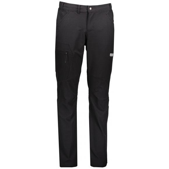 5143aa0bd854 Nordblanc 6631 pánske outdoorové nohavice čierne