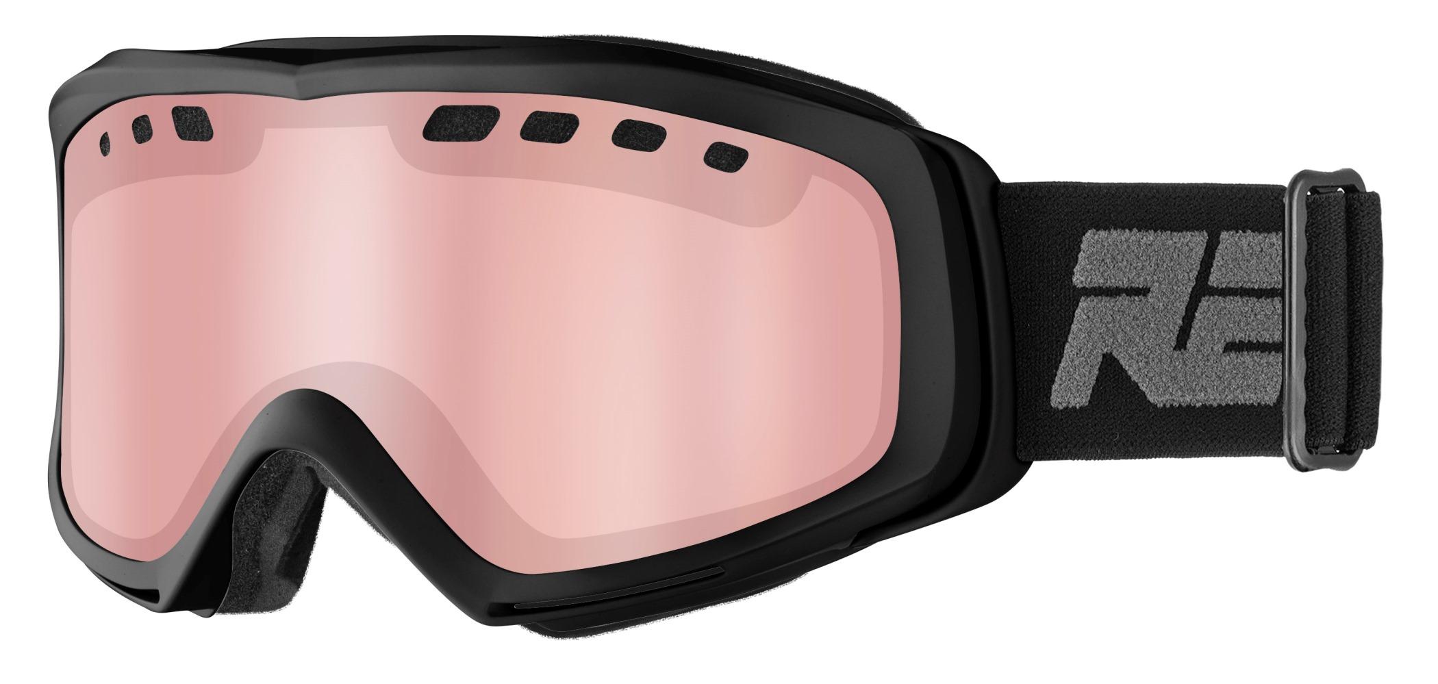 f6d4ebcbf Lyžiarske okuliare Relax HTG66 SONIC čierne