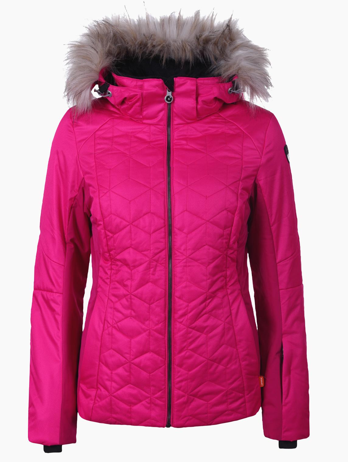 Dámska zimná bunda Icepeak Claudia ružová col. 635 cdfb409de5a