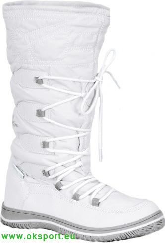Dámske zimné topánky Loap Inna biele AKCIA
