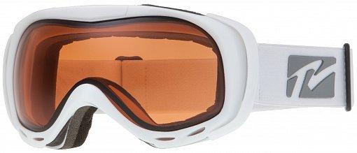 Lyžiarske okuliare Relax Airflow HTG22N biele 9715f53ce7e