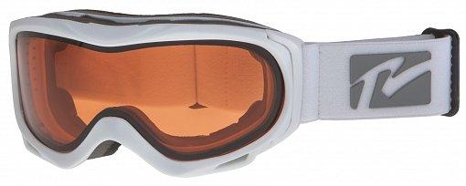 2eb4a04ff Lyžiarske okuliare Relax Speedy HTG50F biele matné
