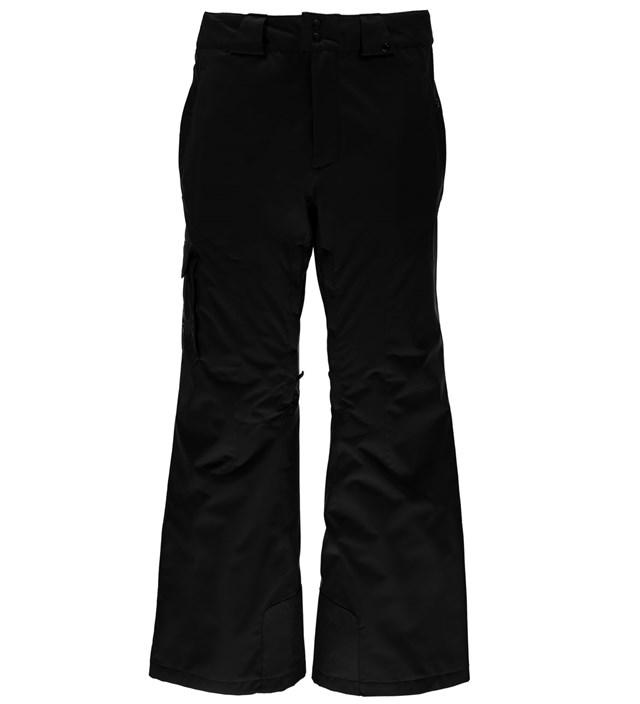 e7fb7f824 Pánske lyžiarske nohavice Spyder Troublemaker čierne empty