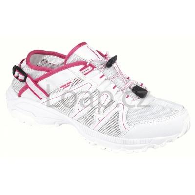 7836a3d99de0 Dámská obuv Loap Mackay - biela ružová empty