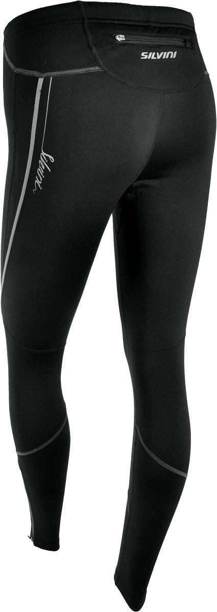 156cd936e643 Dámske elastické zateplené nohavice Silvini Movenza WP337P s cyklovl.