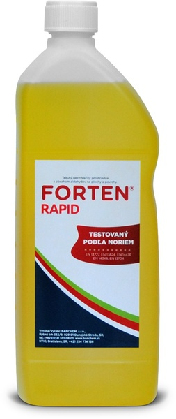 FORTEN RAPID 1000ml Banchem