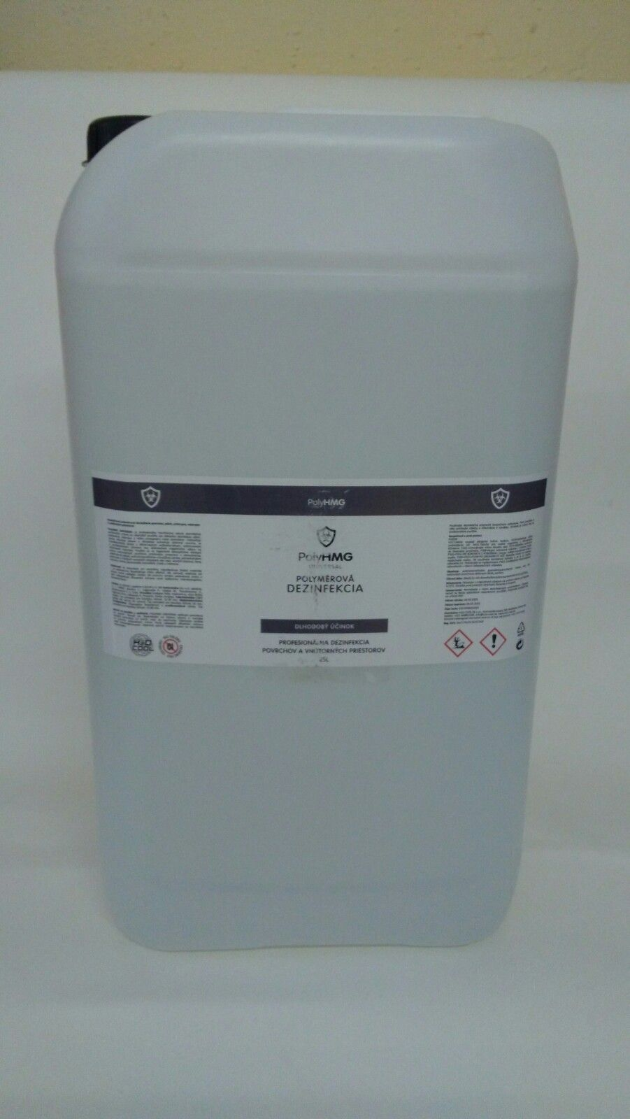 polyHMG Univerzal 25L+20ks 750ml s MR