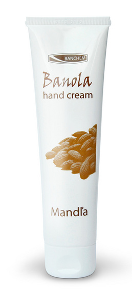 BANOLA mandla - 100 ml