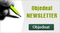Registrácia newslettera