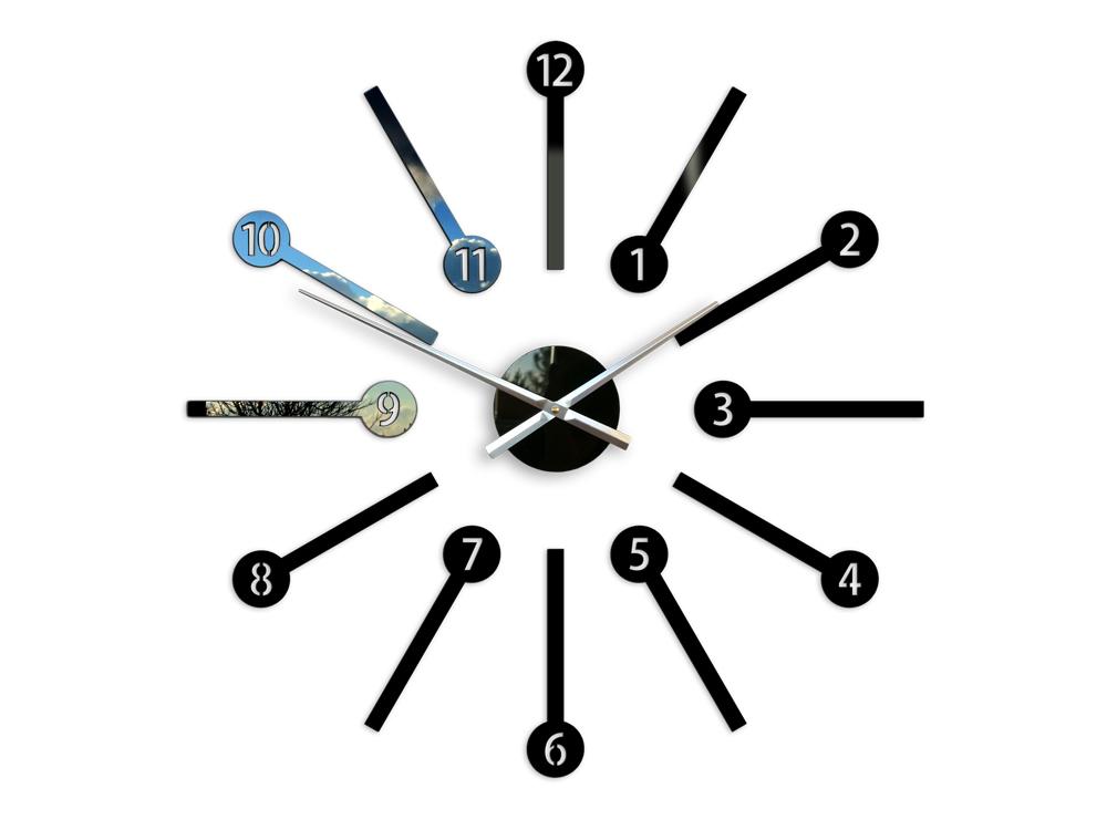 ab6d4fc2dc5 Moderné nástenné hodiny METRO HMCNH063 empty