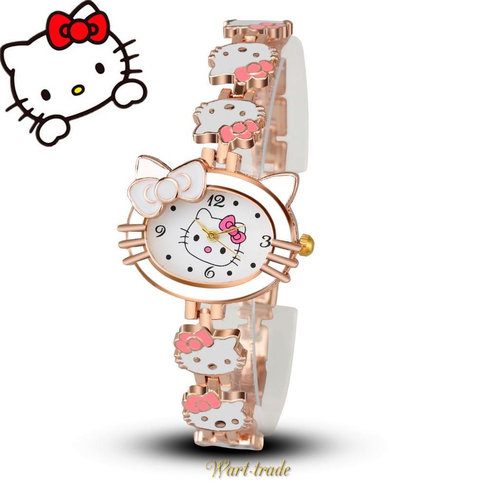 Detské hodinky Hello Kitty 9546f9adbe6