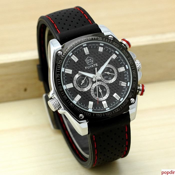 b531c5080 Pánske hodinky FUYATE SPORT BLACK | jeej.sk
