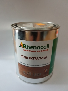 Rhenocoll  Stain Extra T-106 - afromózia   2,50L