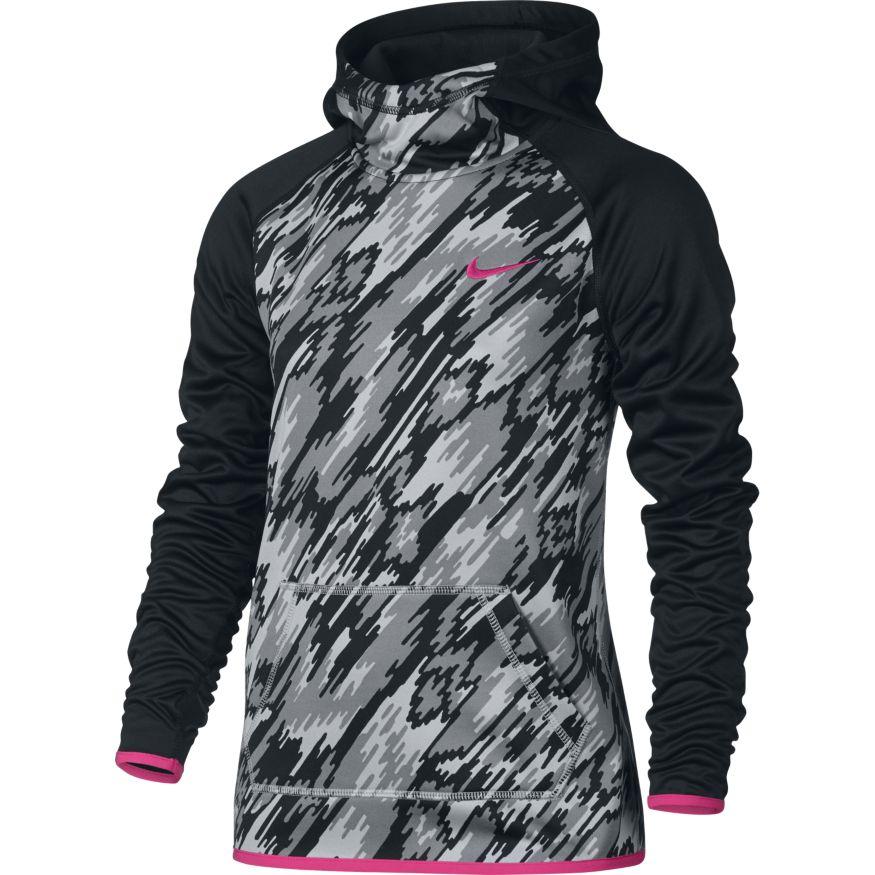 Nike dievčenská mikina - 806015-010 empty d9feff5ba7c