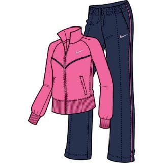Nike dievčenská súprava - 381601-625 9516bdee74d