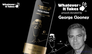 Cabernet Sauvignon -whatever-it-takes George Clooney Vicente Gandia 0,75l