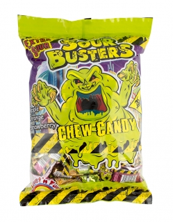 Sour Busters chew candy 4,5g