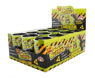 Sour Busters Candy Tank s cukr.40g